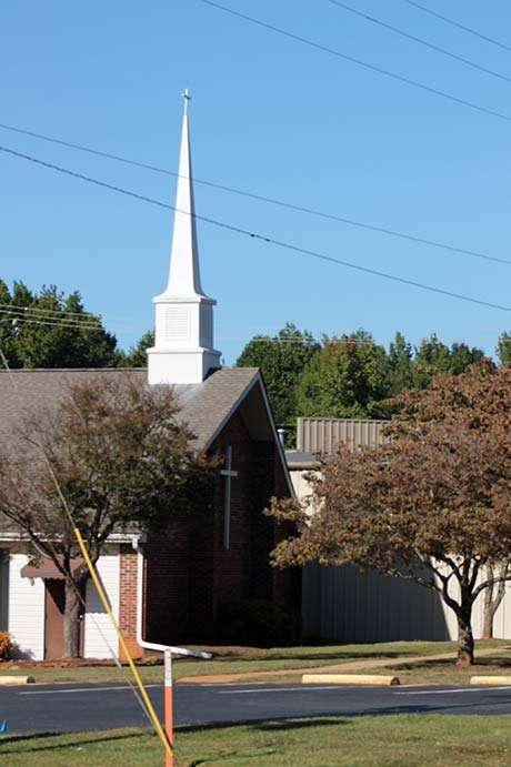 Trinity Baptist Church Spartanburg SC